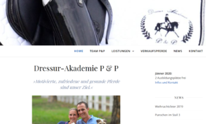 Dressur-Akademie P & P